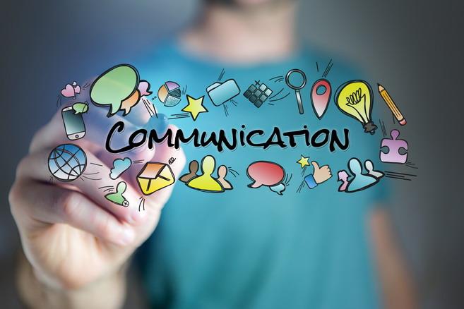 Kommunikation ist der Schlüssel für ein gutes Miteinander